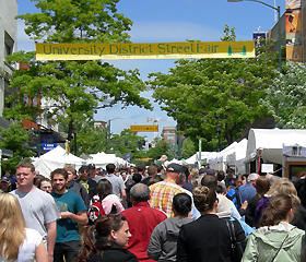 University District Street Fair